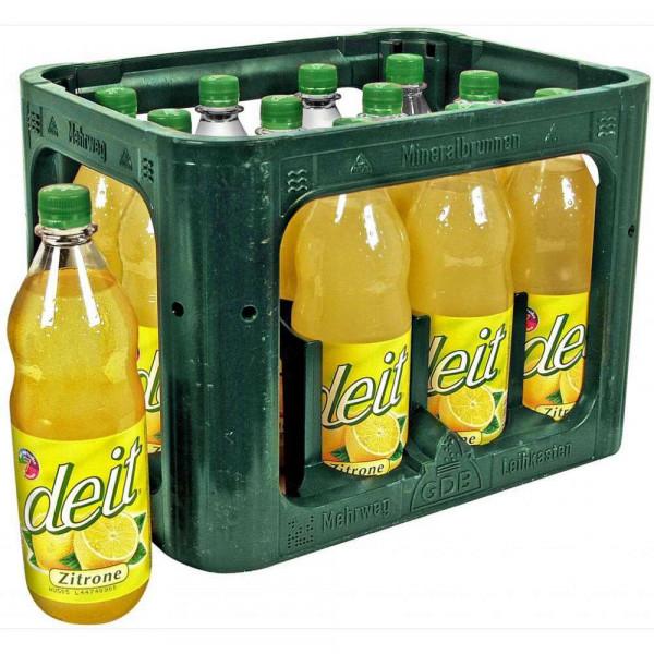 Limonade, Zitrone (12 x 1 Liter)