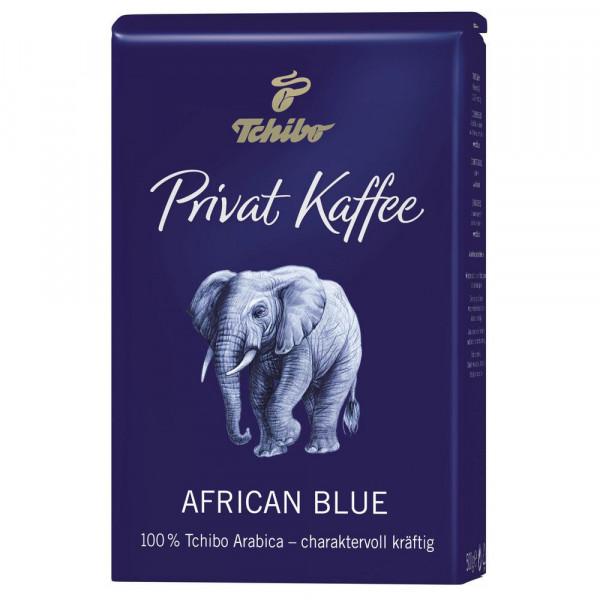 "Privatkaffee ""African Blue"", ganze Bohne"