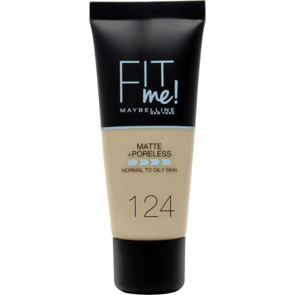 Make-Up Fit ME Matte + Poreless, Soft Sand 124