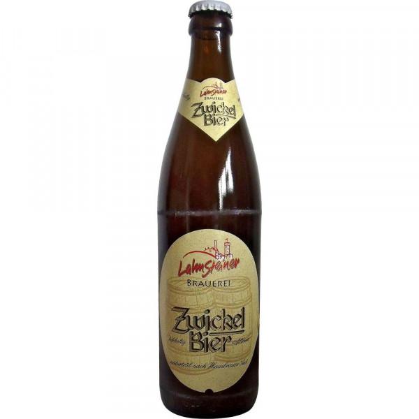 Zwickel Bier 4,9% (20 x 0.5 Liter)