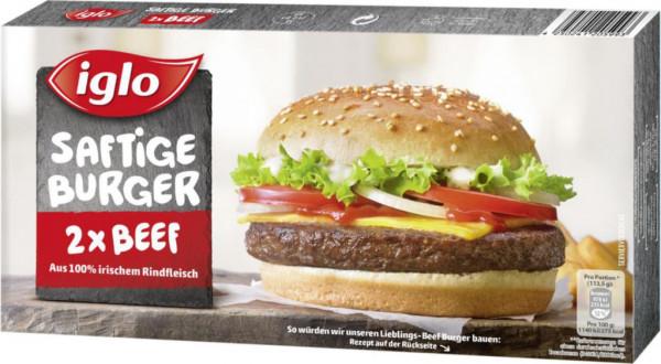 "Käpt'ns Burger ""Beef Burger"", tiefgekühlt"