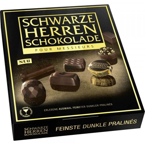 "Schwarze Herren ""Feinste dunkle Pralinen"""