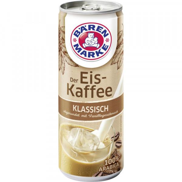 Eiskaffee, klassisch