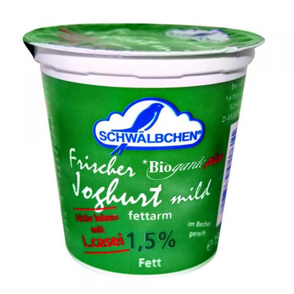 Naturjoghurt 1,5%