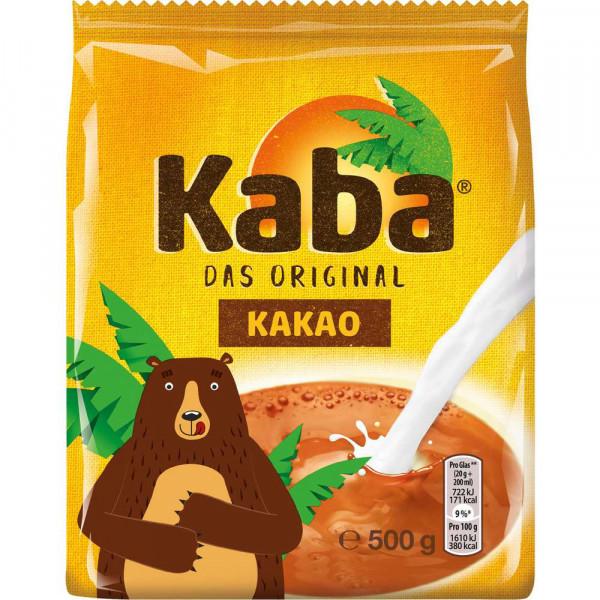Kakao, Nachfüllpack