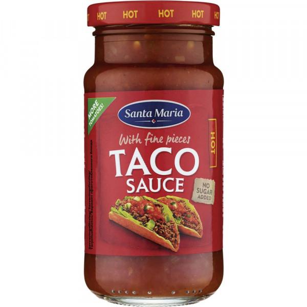 Taco Sauce, Hot