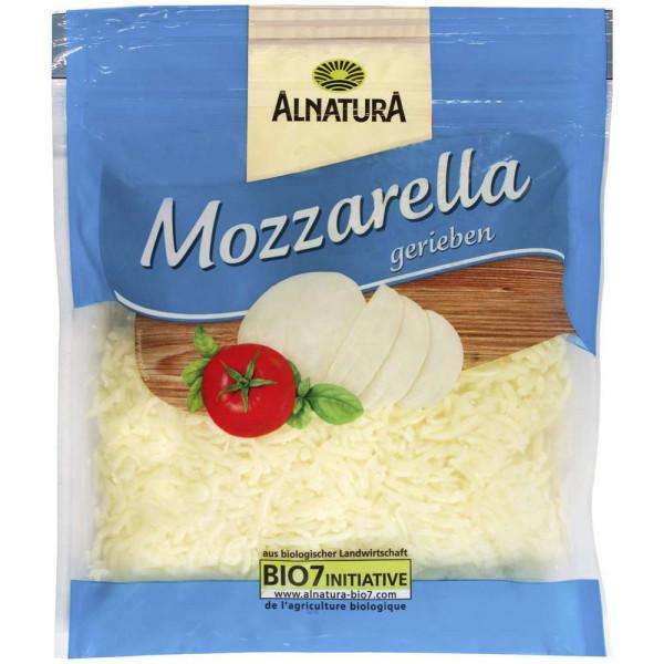 Bio-Mozzarella, gerieben 150g