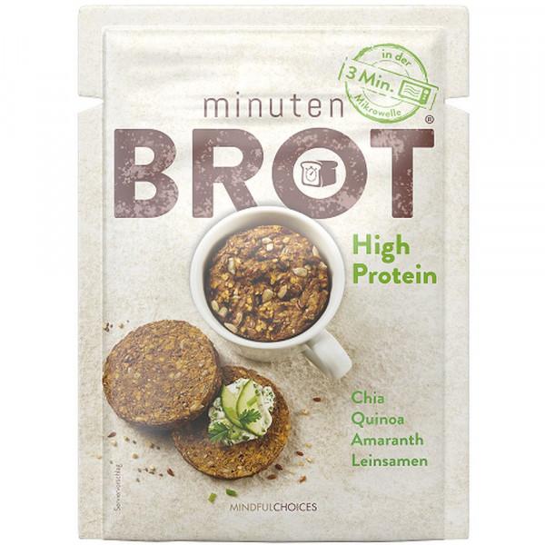Minutenbrot, High Protein