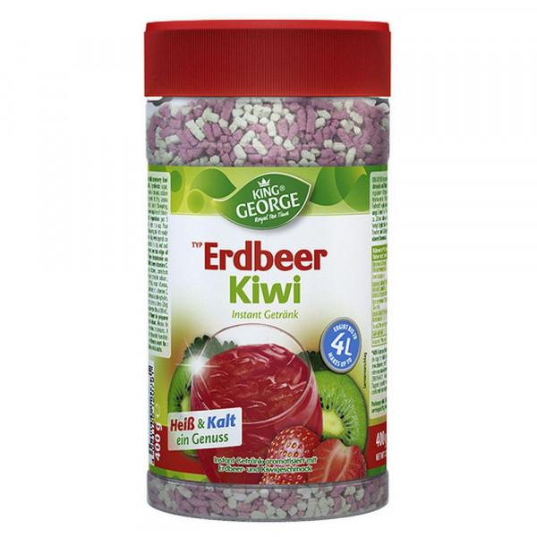 Instant Tee-Getränk, Erdbeer-Kiwi