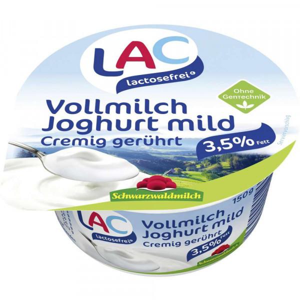 Joghurt 3,5%, mild - laktosefrei