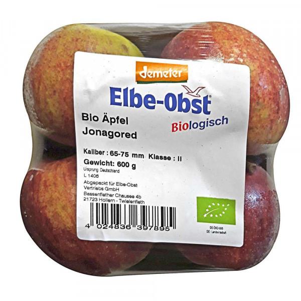 """Demeter Bio Apfel """"Jonagored"""""""