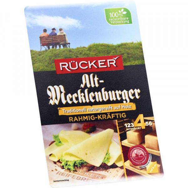 Käsescheiben Alt Mecklenburger, rahmig-kräftig