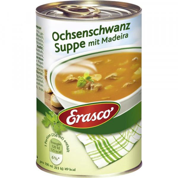 Ochsenschwanz Suppe