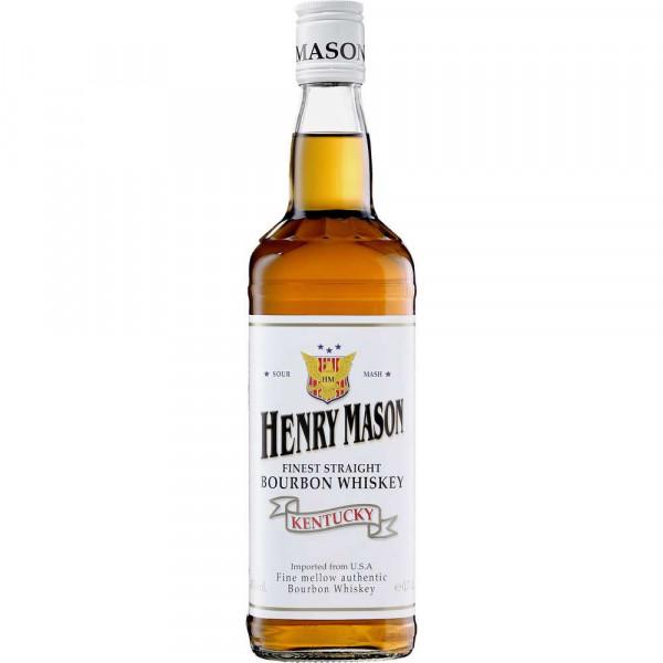 Finest Straight Bourbon Whisky 40%