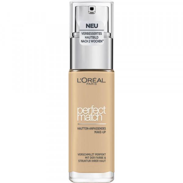 Make-Up Perfect Match, Golden Almond 2.D/2.W