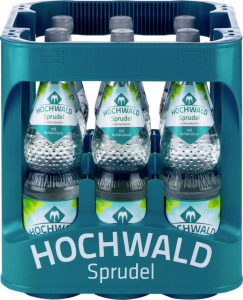 Mineralwasser, Sprudel (9 x 0.7 Liter)