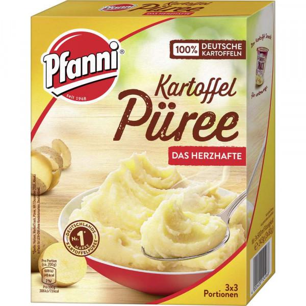 """Kartoffel Püree """"Das Herzhafte"""""""