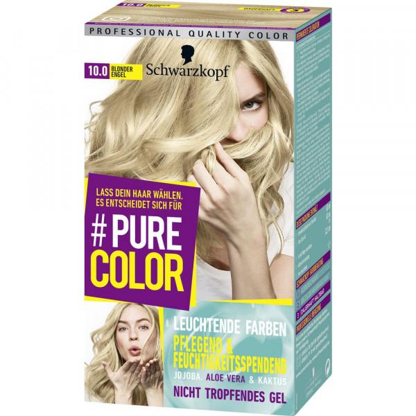 """Haarfarbe """"Pure Color"""", 10.0 blonder Engel"""