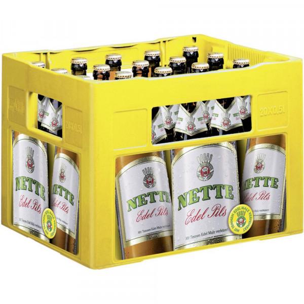 Edel Pils Bier 4,8% (20 x 0.5 Liter)