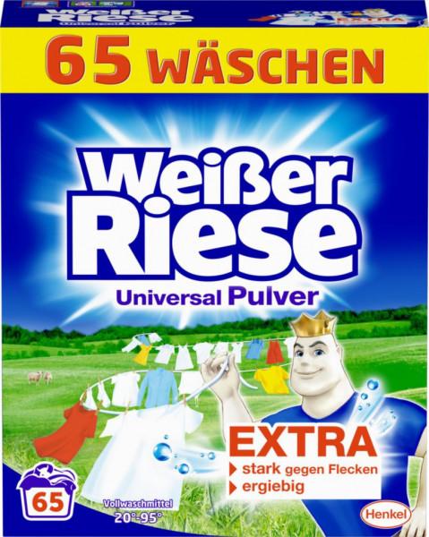 Vollwaschmittel Pulver, Universal