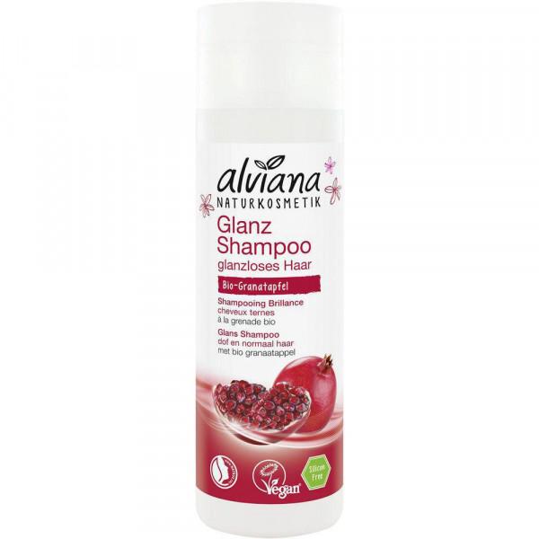 "Shampoo ""Glanz"", Granatapfel"