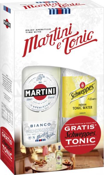 Bianco Wermut + Indian Tonic Water 14,4%