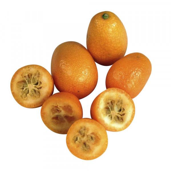 Kumquats, Schale