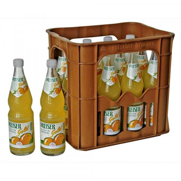 Gold Orangen Limonade (12 x 0.7 Liter)