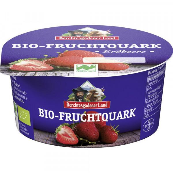 Bio Fruchtquark 20% Fett, Erdbeere