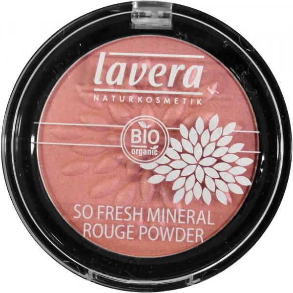 Rouge Powder So Fresh Mineral, Plum Blossom 02