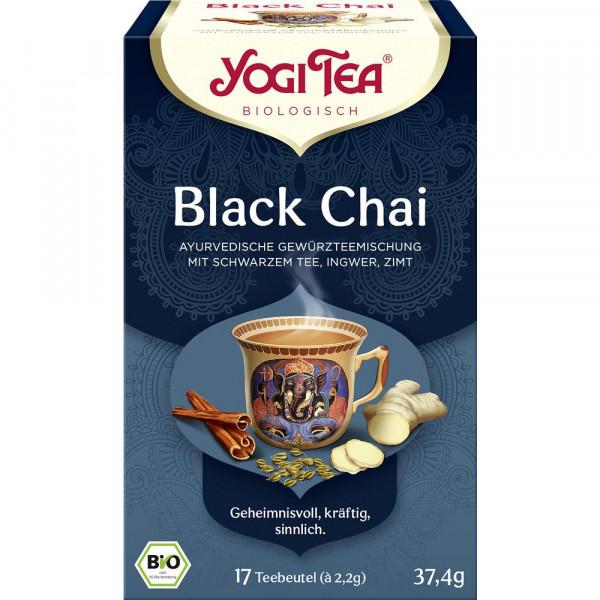 Bio Tee Black Chai