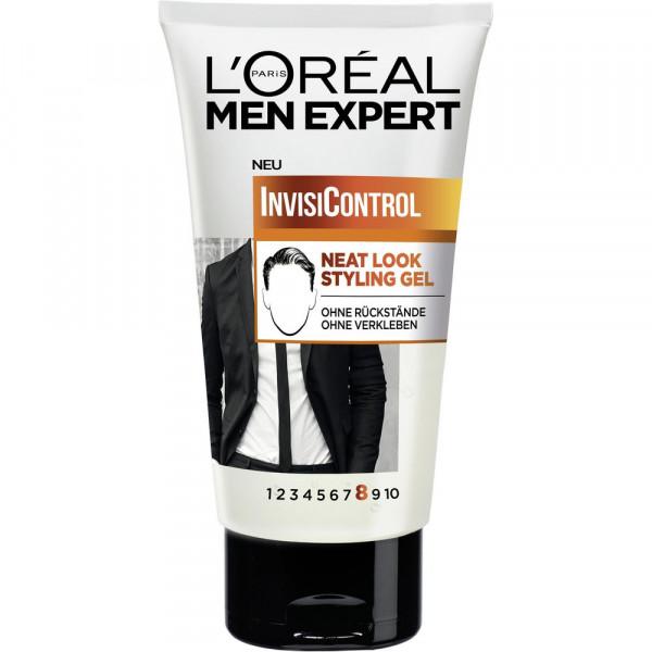 "Haargel ""Men Expert"", InvisiControl"