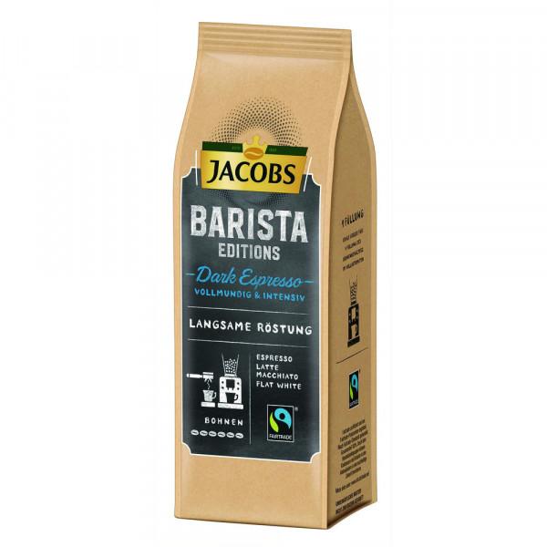 Kaffee-Bohnen Barista Edition, Dark Espresso
