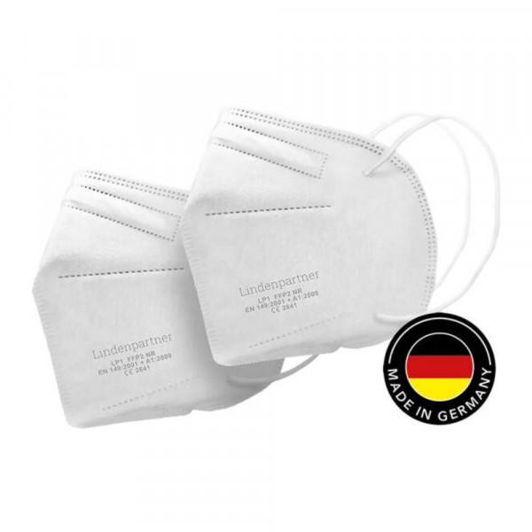 Lindenpartner FFP2 Atemschutzmaske