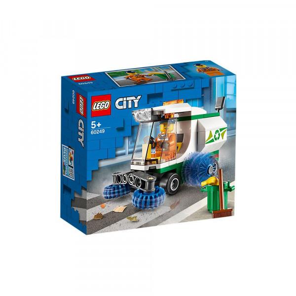 LEGO 60249 Straßenkehrmaschine
