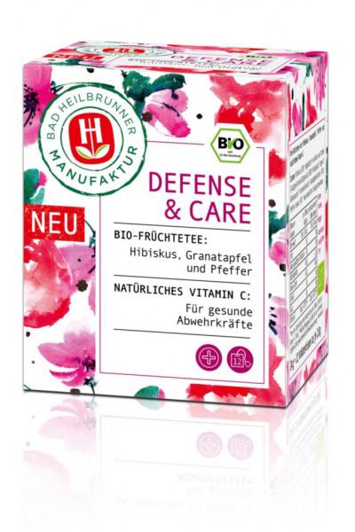 Bio Früchtetee Defense & Care