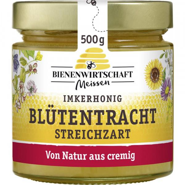 Blütentracht-Honig, streichzart