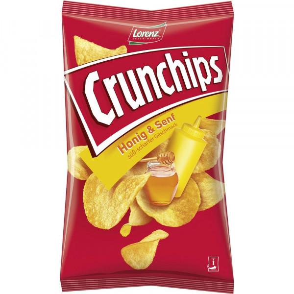 Chips, Honig & Senf