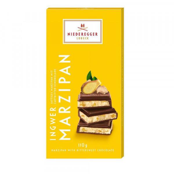 Marzipan Tafelschokolade Ingwer