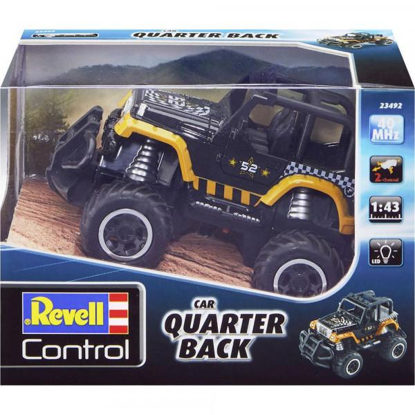 Revell Control RC SUV QUARTER BACK