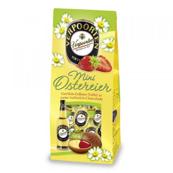 Mini-Ostereier, Erdbeere