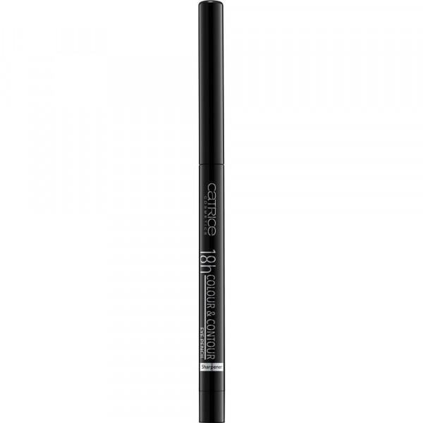 Kajal 18H Colour & Contour Eye Pencil, Me My Black And I 010