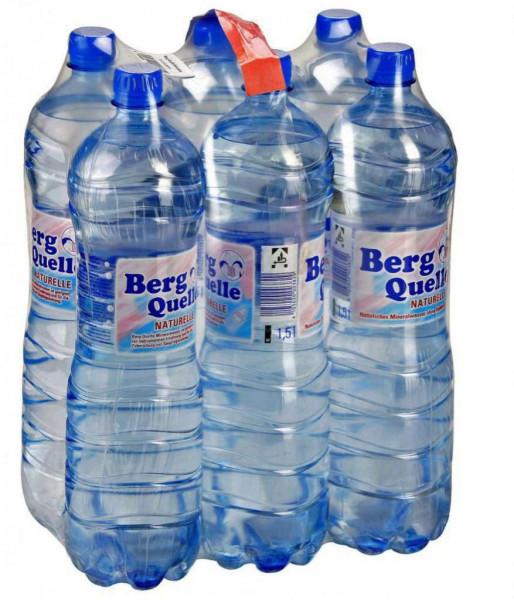 Mineralwasser, Naturelle