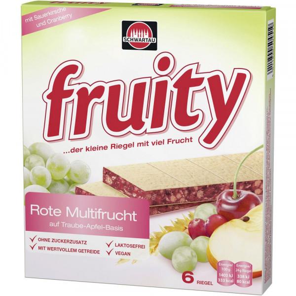 Fruchtriegel, Rote Multifrucht