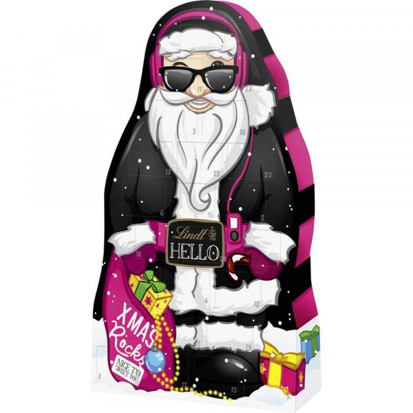 "Adventskalender Santa ""Hello"""