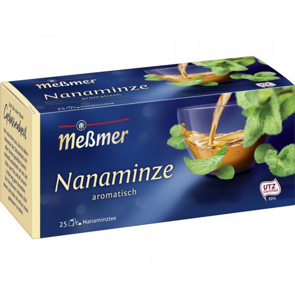 Kräutertee, Nanaminze