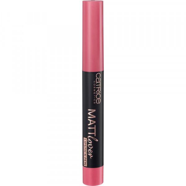 Lippenstift Mattlover Lipstick Pen, Tomato Red Is Fab 020