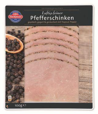 Pfefferschinken