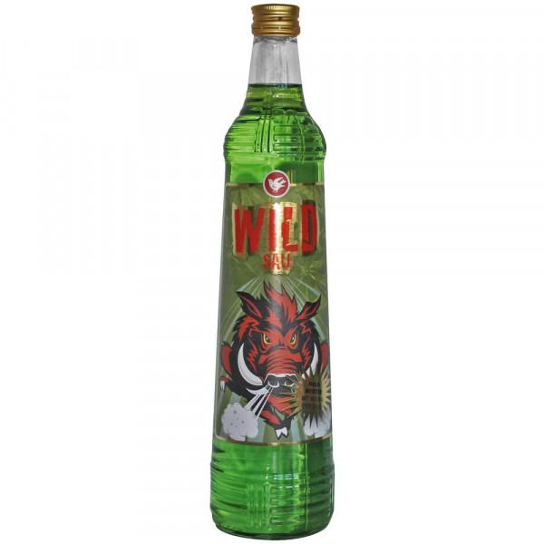 Wildsau - Waldmeister mit Wodka 16%