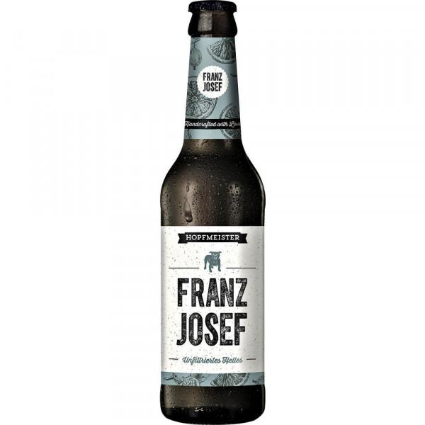 Franz Josef Helles Craft Beer 5,1% (24 x 0.33 Liter)